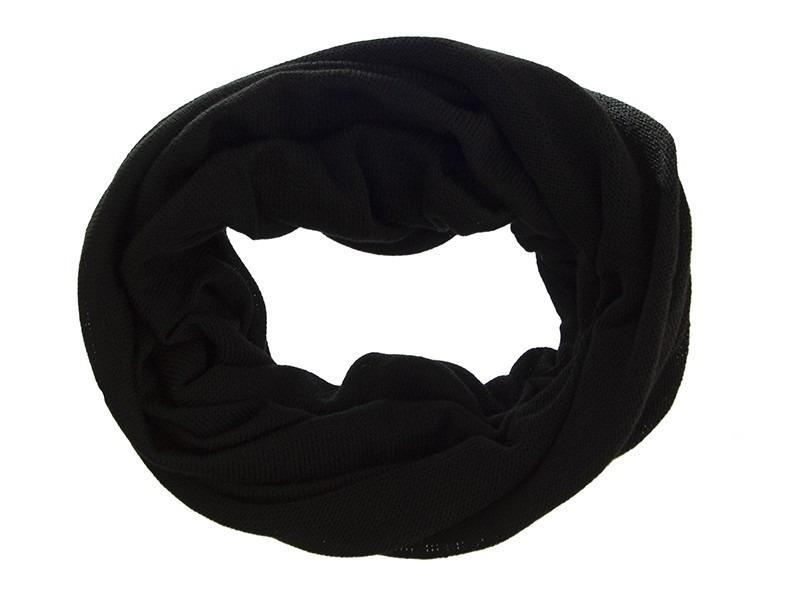Cuello de lana liso