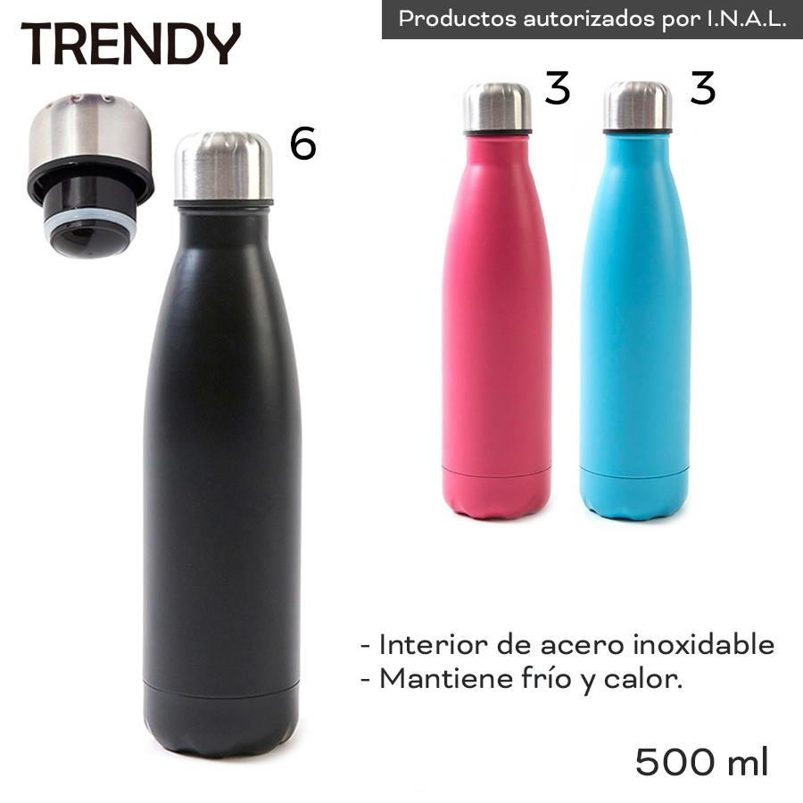 Botellas thermo